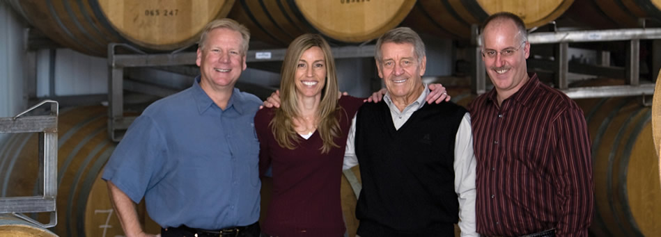 Scheid Vineyards - 40 Years - Our Story